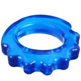 Эспандер кистевой резина в сетке 9 см, нагрузка до 3 кг, цвета МИКС Ош