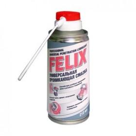 Универсальная проникающая смазка FELIX (жидкий ключ), 210 мл Ош