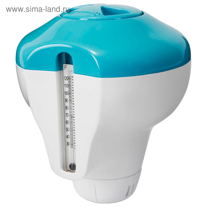 Дозатор плавающий, с градусником, 29043 INTEX