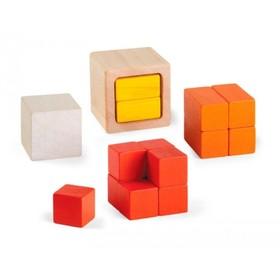 Деревянные кубики «Дроби»