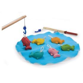 Развивающая игра «Рыбалка»