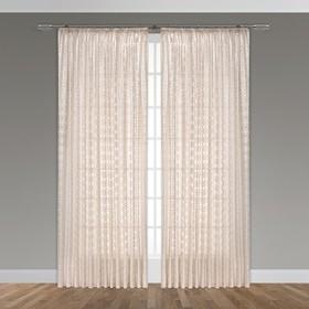 Тюль 'Ронда', размер 270х300 см-1 шт., шторная лента, цвет экрю Ош