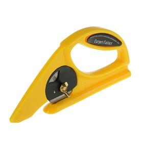Нож для напольных покрытий Hobbi/Remokolor, корпус пластик, винтовая фиксация, 45 мм