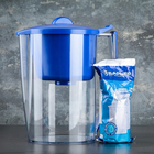 Фильтр-кувшин «Барьер-Классик», 3,2 л, цвет синий - Фото 1