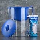 Фильтр-кувшин «Барьер-Классик», 3,2 л, цвет синий - Фото 2