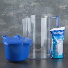 Фильтр-кувшин «Барьер-Классик», 3,2 л, цвет синий - Фото 3