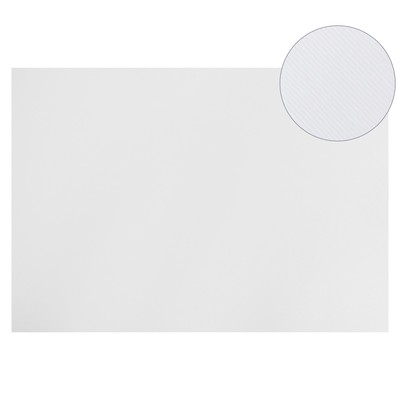 Картон цветной, двусторонний: текстурный/гладкий, 210 х 297 мм, Sadipal Fabriano Elle Erre, 220 г/м, белый, BIANCO