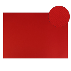 Картон цветной, Двусторонний: текстурный/гладкий, 210 х 297 мм, Sadipal Fabriano Elle Erre, 220 г/м, бордо, CILEGIA Ош