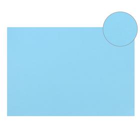 Картон цветной, Двусторонний: текстурный/гладкий, 210 х 297 мм, Sadipal Fabriano Elle Erre, 220 г/м, голубой, CELESTE Ош