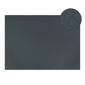 Картон цветной, Двусторонний: текстурный/гладкий, 210 х 297 мм, Sadipal Fabriano Elle Erre, 220 г/м, серый, FERRO Ош