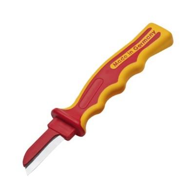 Нож NWS 2044K, для разделки кабеля, 200 мм, VDE , закрытое лезвие - Фото 1