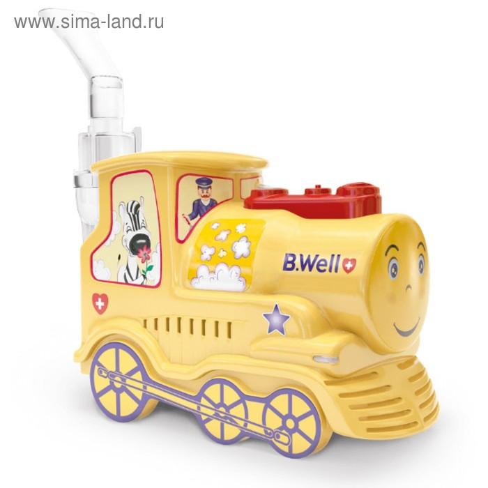 Ингалятор B.Well PRO-115 компрессорный детский