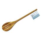 Ложка с прорезями, бамбук
