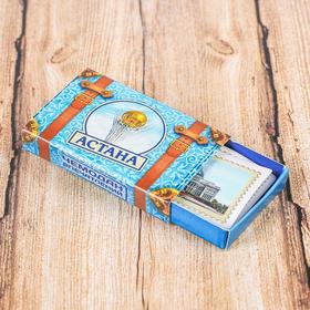 Магнит-спичечный коробок «Астана» Ош