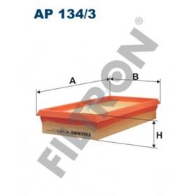 Фильтр воздушный FILTRON AP134/3, Renault Megane Ош