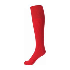 Гетры спортивные «Спорт 1», размер 32-34, цвет красный Ош
