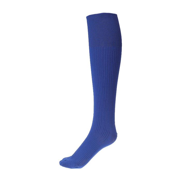Гетры спортивные «Спорт 1», размер 35-37, цвет синий