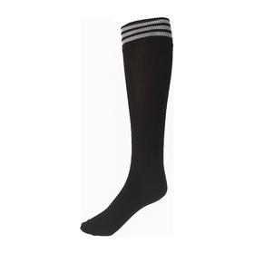 Гетры спортивные «Спорт 6», размер 32-34, цвет чёрный Ош