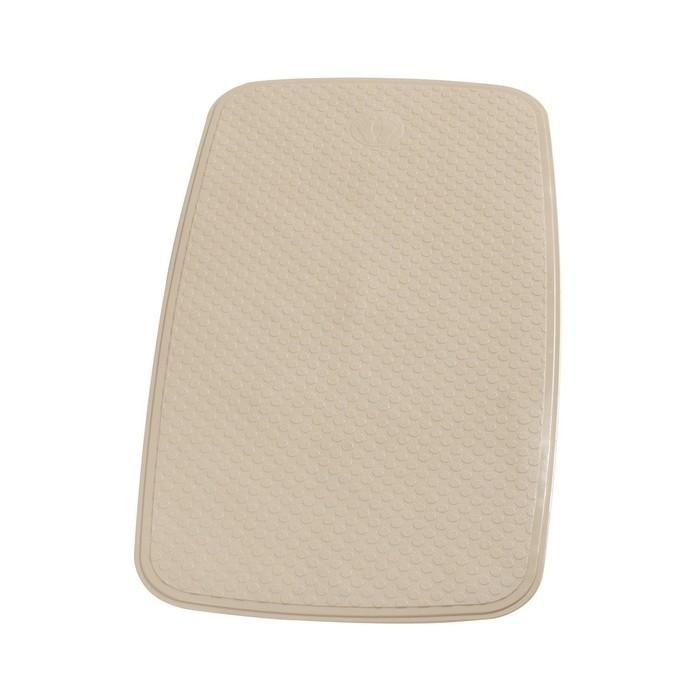 SPA-коврик противоскользящий 38х72 см Capri, цвет бежевый