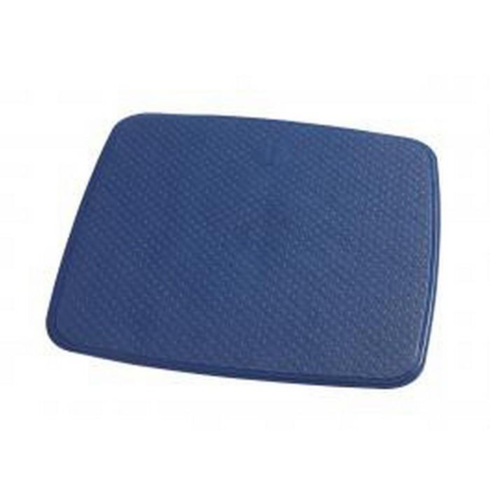 SPA-коврик противоскользящий 54х54 см Capri, цвет синий
