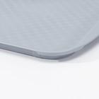 Поднос, 42×30 см, цвет серый - Фото 3