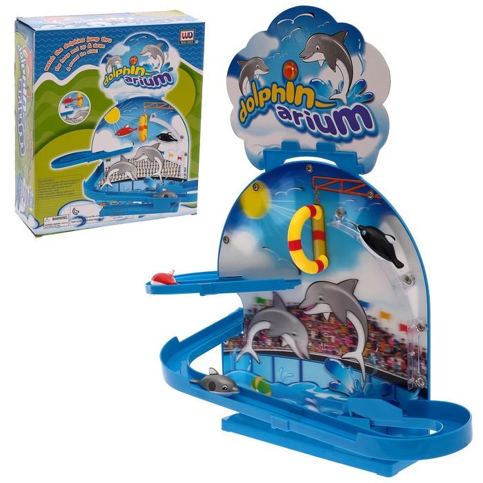 """Развивающая игрушка """"Дельфины"""""""