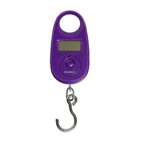 Безмен ENERGY BEZ-150, до 25 кг, фиолетовый Ош