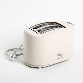 Тостер ENERGY EN-264, 750 Вт, 7 режимов прожарки, 2 тоста, белый Ош