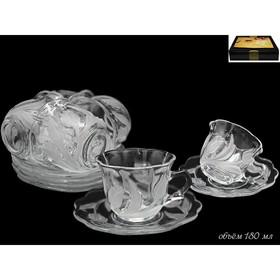 Чайный набор «Тюльпан», 12 предметов