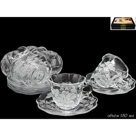 Чайный набор «Лилия», 12 предметов
