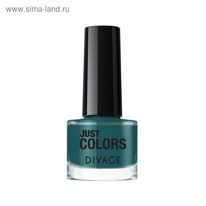 Лак для ногтей Divage Just Colors, тон № 29