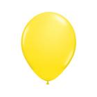 """Шар латексный 11"""", пастель, набор 100 шт., цвет жёлтый"""