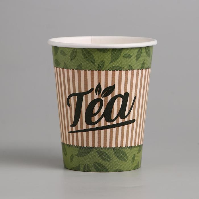 Стакан бумажный Чай, 250 мл