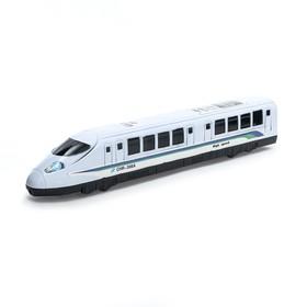 Поезд инерционный «Сокол», цвета МИКС Ош