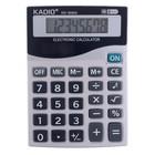 Калькулятор настольный, 8-разрядный, 1600A, двойное питание