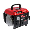 Генератор KRONWERK LK 950, бензиновый, 0.8 кВт, 220 В, бак 4,2 л, ручной старт