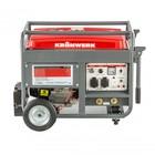Генератор KRONWERK LK 210Е, бензин, сварочный 5 кВт, 220 В, бак 25 л, электростарт