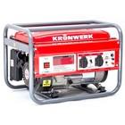 Генератор KRONWERK LK 2500, бензиновый, 2.2 кВт, 220 В, бак 15 л, ручной старт