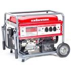 Генератор KRONWERK LK 7500E, бензиновый, 6.5 кВт, 220 В, бак 25 л, электростартер