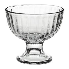 Миска десертная, прозрачное стекло ДИСТРИКТ Ош