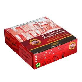 Ластик-клячка для растушевки Koh-I-Noor 6426/15 SUPER Extra soft, в коробочке, красный Ош