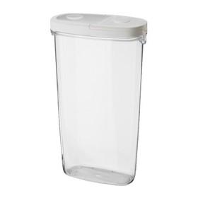 Контейнер с крышкой для сухих продуктов ИКЕА 365+, 2,3 л