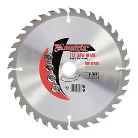 Пильный диск по дереву MATRIX Professional, 160 х 20 мм, 24 зуба, + кольцо, 16/20 Ош