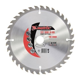 Пильный диск по дереву MATRIX Professional, 150 х 20 мм, 36 зубьев + кольцо 16/20 Ош