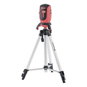 """Лазерный уровень MATRIX ML01T, 10 м, ±0,5 мм/1 м, 650 нм, 5/8"""", штатив"""