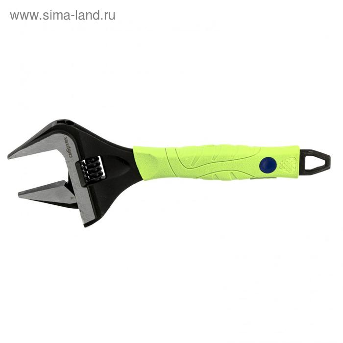 """Ключ разводной """"СИБРТЕХ"""", 250 мм, фосфатированный, тонкие губки"""