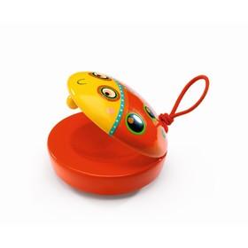 Музыкальный инструмент игрушечный «Кастаньет»