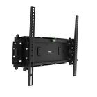 """Кронштейн VLK TRENTO-9, для ТВ, наклонно-поворотный, 32-90"""", 90-480 мм от стены, черный"""