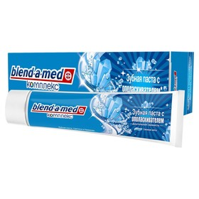 Зубная паста Blend-a-med Комплекс «Длительныя свежесть», 100 мл