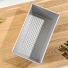 Форма для выпечки Доляна «Джоанна. Хлеб», 21×11,5×7,5 см, антипригарное покрытие, цвет МИКС - Фото 2